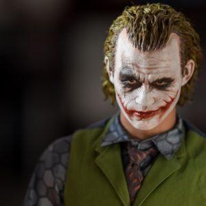 The Dark Knight statue 1/3 Heath Ledger Joker Special Edition – QUEEN STUDIOS