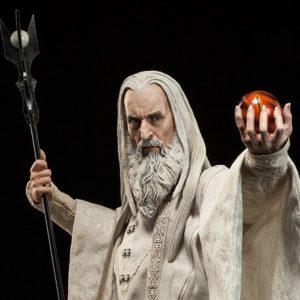 Saruman Premium Format - Le seigneur des anneaux - SIDESHOW COLLECTIBLES