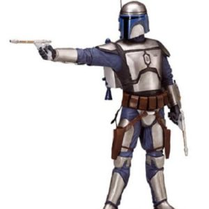 Jango Fett C123 - STAR WARS - ATTAKUS
