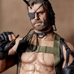 Metal Gear Solid V The Phantom Pain 1/6 Venom Snake Play Demo - GECCO