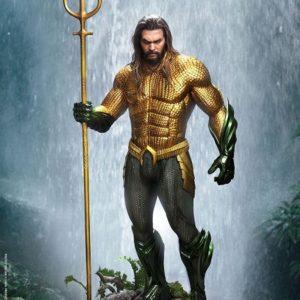 Aquaman 1:2 Statue – QUEEN STUDIOS