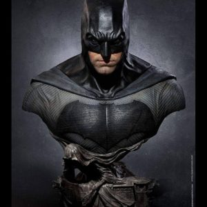 Batman Justice League 1:1 Life-size Bust – QUEEN STUDIOS