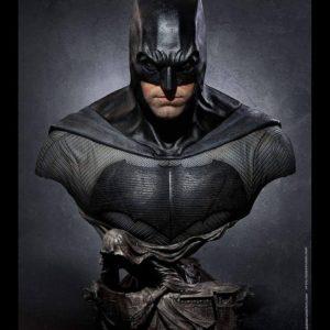 Batman Justice League 1:1 Life-size Bust – QUEEN STUDIOS