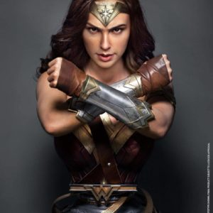 Wonder Woman 1:1 Lifesize Bust by Queen Studios – QUEEN STUDIOS