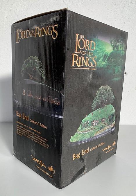 Bag End Collector's Edition - Le Seigneur des Anneaux LOTR - WETA WORKSHOP