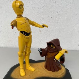 C-3PO ANIMATED MAQUETTE - STAR WARS - GENTLE GIANT