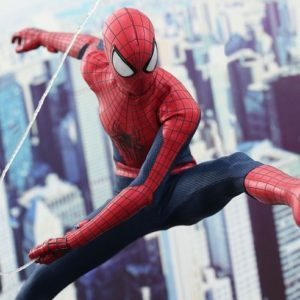The Amazing Spider-Man 2 1/6TH MMS244 - HOT TOYS