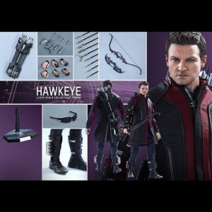 AVENGERS: AGE OF ULTRON HAWKEYE 1/6TH MMS289 - HOT TOYS