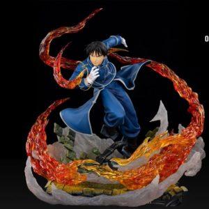 ROY MUSTANG – THE FLAME ALCHEMIST – Fullmetal Alchemist – ONIRI CREATIONS