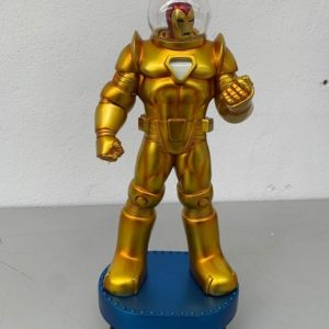IRON MAN PAINTED STATUE Hydro Version - MARVEL - BOWEN DESIGNS