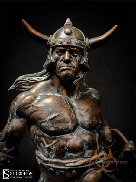Conan the Brutal Faux Bronze - Quarantine Studio