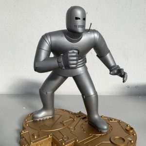THE ORIGINAL IRON MAN GREY VERSION - BOWEN DESIGNS