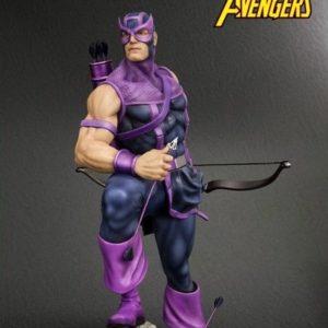 HAWKEYE Fine Art Statue Classic Avengers 1/6 - Kotobukiya