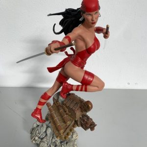 ELEKTRA Comiquette Exclusive version - MARVEL - Sideshow Collectibles