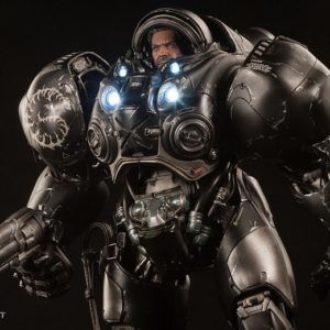 Raynor Sixth Scale Figure - STARCRAFT - Sideshow Collectibles