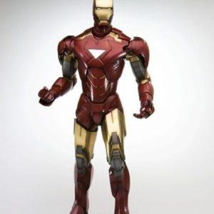 Iron Man 2 Mark VI 6 Fine Art Statue 1/6 - Kotobukiya