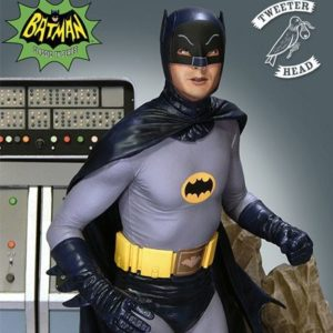To the BATMOBILE - Batman Classic TV Series Maquette Diorama - TWEETERHEAD