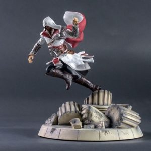 Assassin's Creed - Ezio's Fury - UBIcollectibles TSUME ART