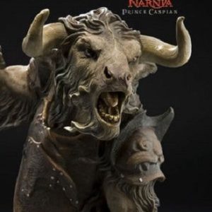 THE MINOTAUR BUST - NARNIA PRINCE CASPIAN - WETA WORKSHOP