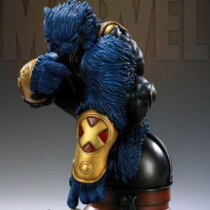 The Beast Comiquette Polystone Statue - MARVEL - SIDESHOW COLLECTIBLES
