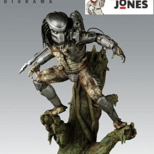PREDATOR Polystone Diorama Regular Version - Sideshow Collectibles