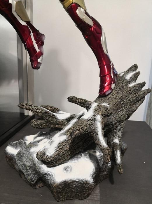 IRON MAN MARK XLIII 43 AGE OF ULTRON LEGACY 1/4 SCALE - Iron Studios