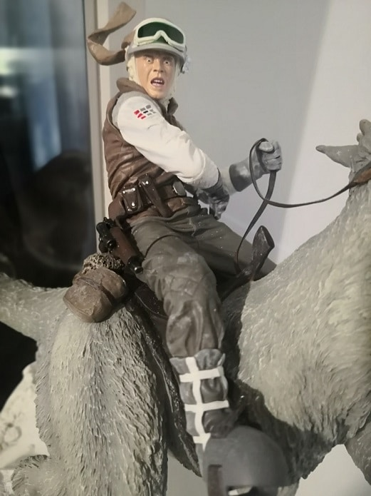 Ambush On Hoth Diorama - Star Wars - Sideshow Collectibles