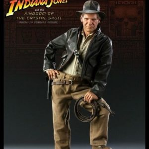 INDIANA JONES Kingdom of the crystal skull Premium Format - SIDESHOW COLLECTIBLES