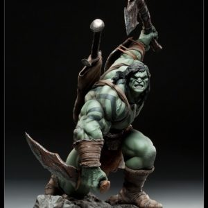 Skaar The Son Of Hulk Premium Format Figure Exclusive Version - Marvel - SIDESHOW COLLECTIBLES