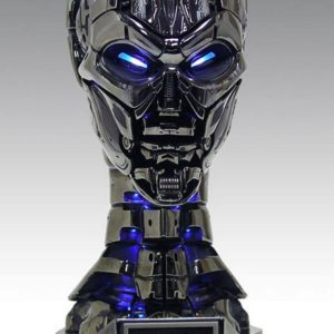 TX Life Size Bust 1:1 Scale Prop Replica - TERMINATOR 3 - Sideshow Collectibles