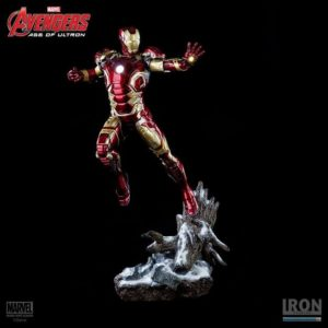 IRON MAN MARK XLIII 43 AGE OF ULTRON LEGACY 1/4 SCALE - Iron Studios
