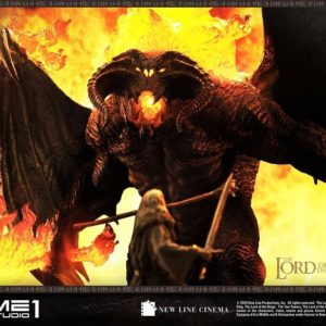 Gandalf Vs Balrog statue Regular Version - Le Seigneur des Anneaux - Prime 1 Studio
