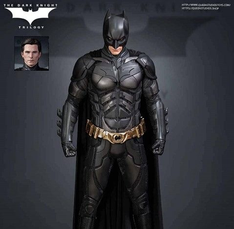 Batman The Dark Knight Statue 1/3 Deluxe DX Edition – QUEEN STUDIOS
