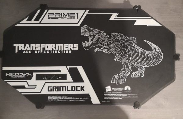 Grimlock Statue - Transformers Age Of Extinction - PRIME 1 STUDIO