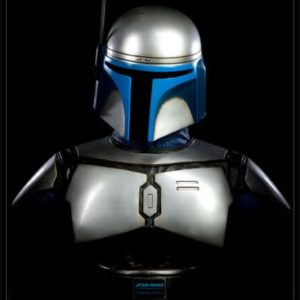 Jango Fett Life Size Bust - Star Wars - Sideshow Collectibles