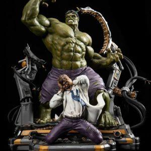Hulk Transformation - Marvel - XM STUDIOS