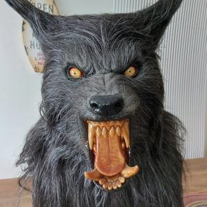 HOWLING WEREWOLF Life size Bust 1/1 - Loup Garou Hurlements - Patrick Magee - MAGEEFX