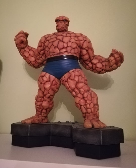 The Thing Polystone Statue - Marvel - Bowen Designs