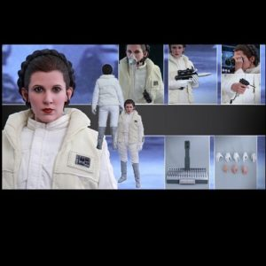 PRINCESS LEIA 1/6TH SCALE FIGURE MMS423- STAR WARS: THE EMPIRE STRIKES BACK - HOT TOYS