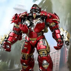 HULKBUSTER (DELUXE VERSION) 1/6TH SCALE COLLECTIBLE FIGURE MMS510- AVENGERS: AGE OF ULTRON - HOT TOYS