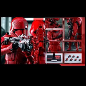 SITH TROOPER 1/6TH SCALE FIGURE MMS544 - STAR WARS: THE RISE OF SKYWALKER - HOT TOYS
