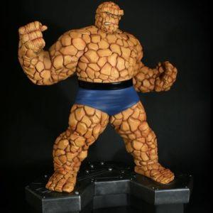 The Thing Polystone Statue - Marvel - Bowen Designs