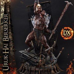 Uruk-Hai Berserker Deluxe Version DX - Le Seigneur des Anneaux - Prime 1 Studio
