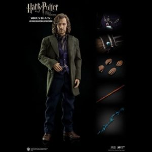 Sirius Black 1/6 SA0009 - Harry Potter et l'Ordre du Phœnix - Star Ace Toys