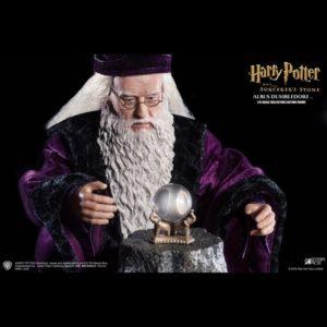ALBUS DUMBLEDORE 1/6 (DELUXE VERSION) SA0025 - Harry Potter et la pierre du sorcier - Star Ace Toys