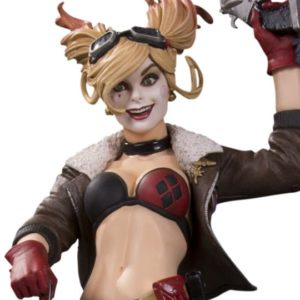 Bombshells Harley Quinn Deluxe Statue - DC COLLECTIBLES