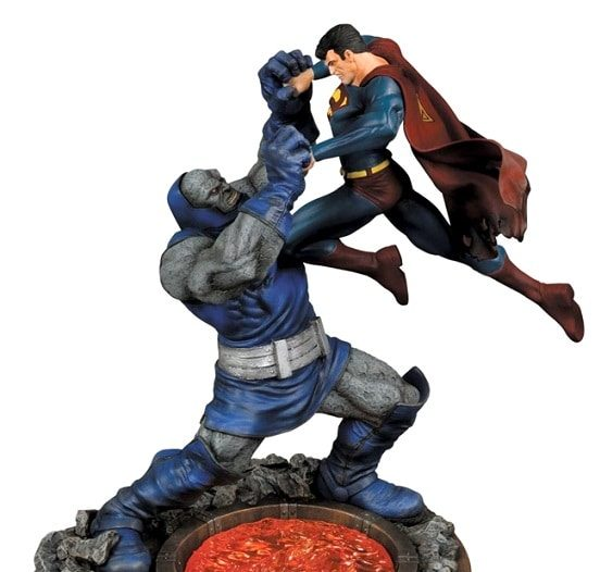 SUPERMAN VS DARKSEID Classic confrontations First Edition - DC Direct