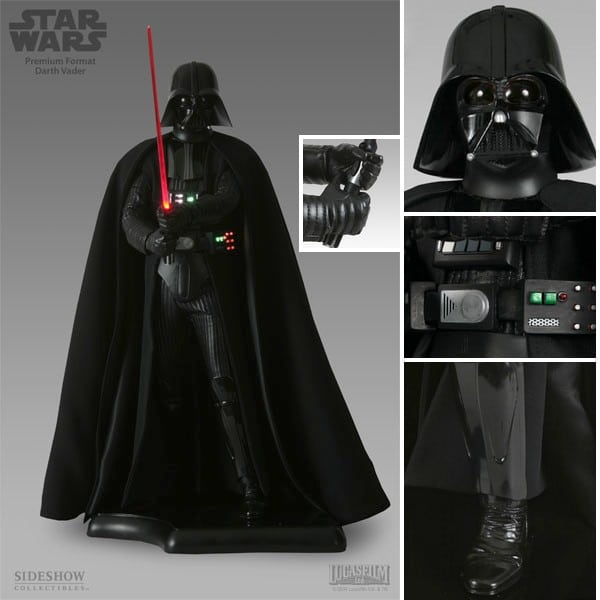DARTH VADER Premium format First Version - STAR WARS - Sideshow Collectibles