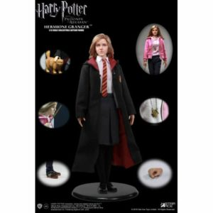 Hermione Granger (version adolescente) 1/6 SA0026/SA0027 - Harry Potter et le Prisonnier D'Azkaban - Star Ace Toys