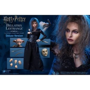 BELLATRIX LESTRANGE 1/6 (DELUXE VERSION) SA0052 - Harry Potter - Star Ace Toys